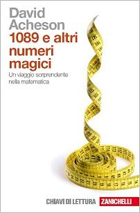 "Copertina di ""1089 e altri numeri magici"""