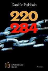 """Copertina di """"220 284"""""""