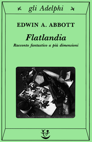 "Copertina di ""Flatlandia"""