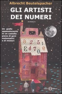 """Copertina de """"Gli artisti dei numeri"""""""