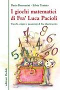 "Copertina de ""I giochi matematici di Fra Luca Pacioli"""