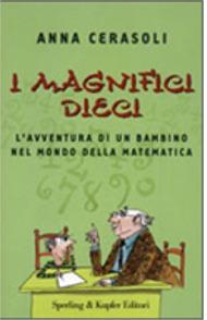 """Copertina de """"I magnifici dieci"""""""
