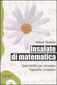 """Copertina di """"insalate di matematica"""""""