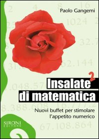 """Copertina di """"Insalate di matematica 2"""""""
