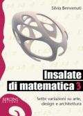 """Copertina di """"Insalate di matematica 3"""""""