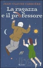 """Copertina di """"La ragazza e il professore"""""""