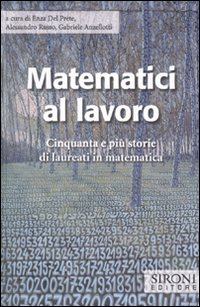 """Copertina di """"Matematici al lavoro"""""""