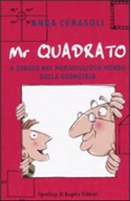 """Copertina di """"Mr Quadrato"""""""