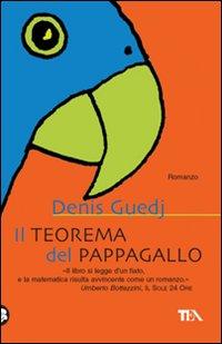 """Copertina de """"Il teorema del pappagallo"""""""