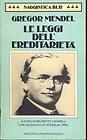 """Copertina de """"Le leggi dell'ereditarietà"""""""
