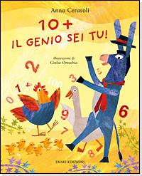 """Copertina di """"10+ Il genio sei tu!"""""""