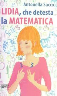 """Copertina di """"Lidia che detesta la matematica"""""""
