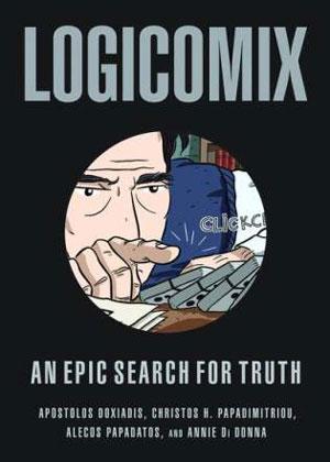 """Copertina di """"Logicomix"""""""