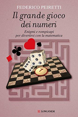 """Copertina de """"Il grande gioco dei numeri"""""""