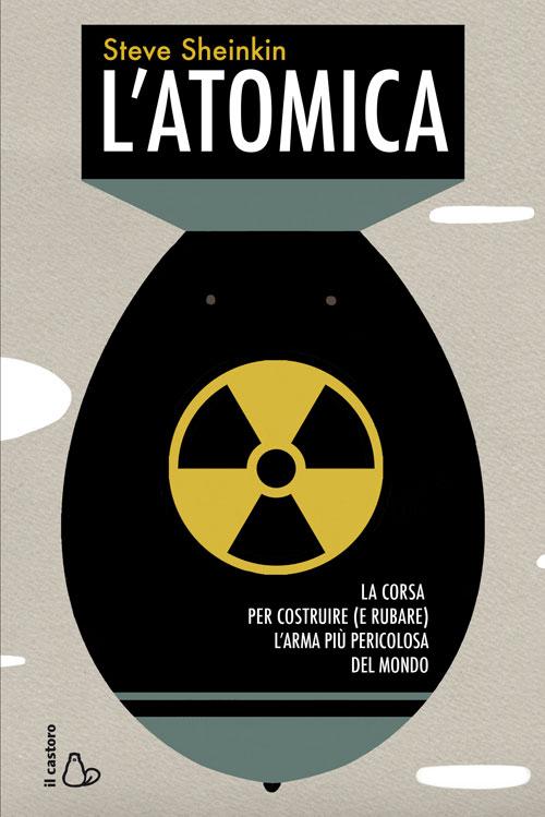 """Copertina de """"L'atomica"""""""