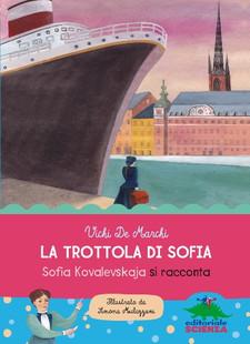 "Copertina de ""La trottola di Sofia"""