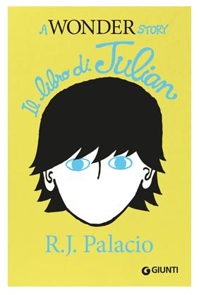 """Copertina de """"Il libro di Julian"""""""