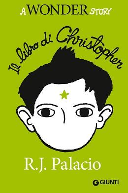 """Copertina de """"Il libro di Christopher"""""""