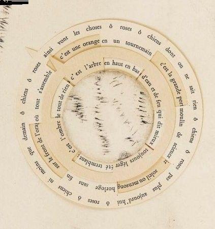 Poème perpétuel - La rose et le chien, Tristan Tzara et Pablo Picasso