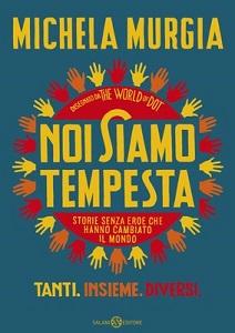 """Copertina del libro """"Noi siamo tempesta"""" di Michela Murgia"""